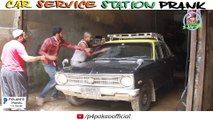 Car Service Station Prank | By Nadir Ali & Asim Sanata In | P4 Pakao | 2018
