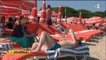 Tahiti beach : la plage de St Tropez