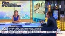 Anthony Morel: un Paris / New York en moins de 2h grâce aux futurs avions hypersoniques - 03/07