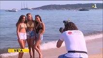 TH : Tahiti beach : la plage de St Tropez