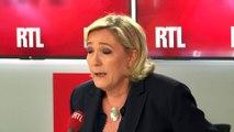 Marine Le Pen se réjouit sur RTL de la réconciliation avec son père Jean-Marie Le Pen