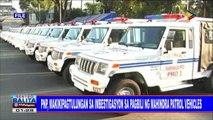 PNP, makikipagtulungan sa imbestigasyon sa pagbili ng Mahindra patrol vehicles