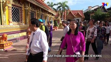 Tập 5 - Buộc Chỉ Cầu May Thắm Tình Lào Việt - Du Lịch Lào Thái Lan 2018