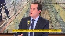 """Redoine Faïd : Nicolas Bay (FN) parle de """"défaillance très lourde"""""""