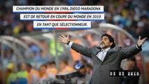 Il y a 8 ans - La déroute de l'Argentine de Maradona