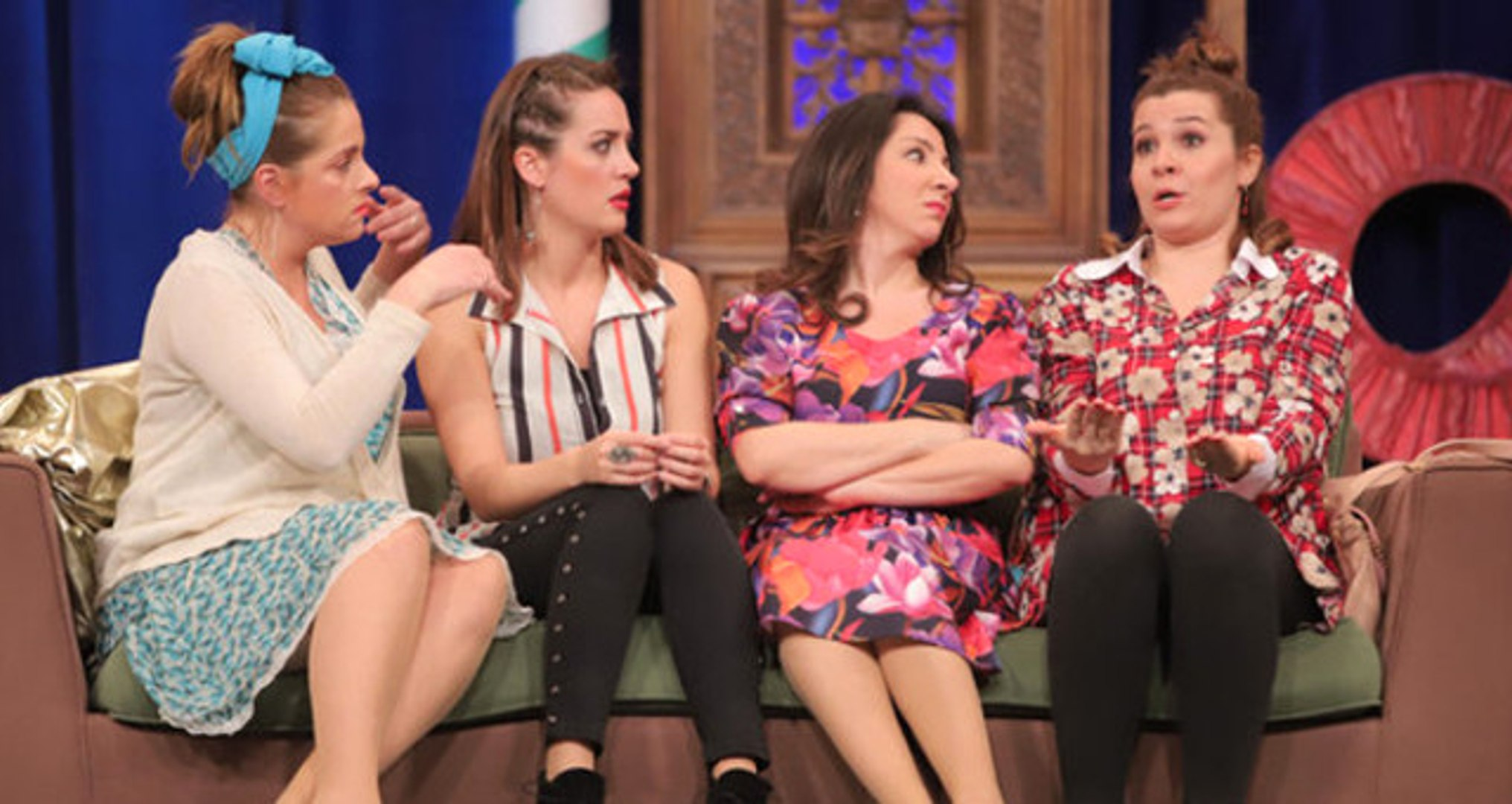 Güzel oyuncu İrem Sak, Güldür Güldür Show'a Veda Etti