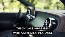 VÍDEO: principales características del Mercedes X 350 D 4MATIC