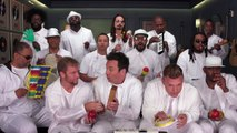 I Want It That Way Acoustic Version - Jimmy Fallon, Backstreet Boys & The Roots Sing - (Classroom Instruments)