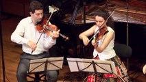 Chausson | Concert pour violon, piano et quatuor à cordes en ré majeur op. 21 (Sicilienne)