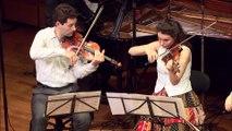 Chausson | Concert pour violon, piano et quatuor à cordes en ré majeur op. 21 (Final)