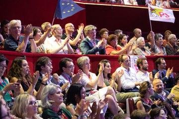#TogetherEurope : Revivez le meeting du 29 juin au Cirque d'Hiver !
