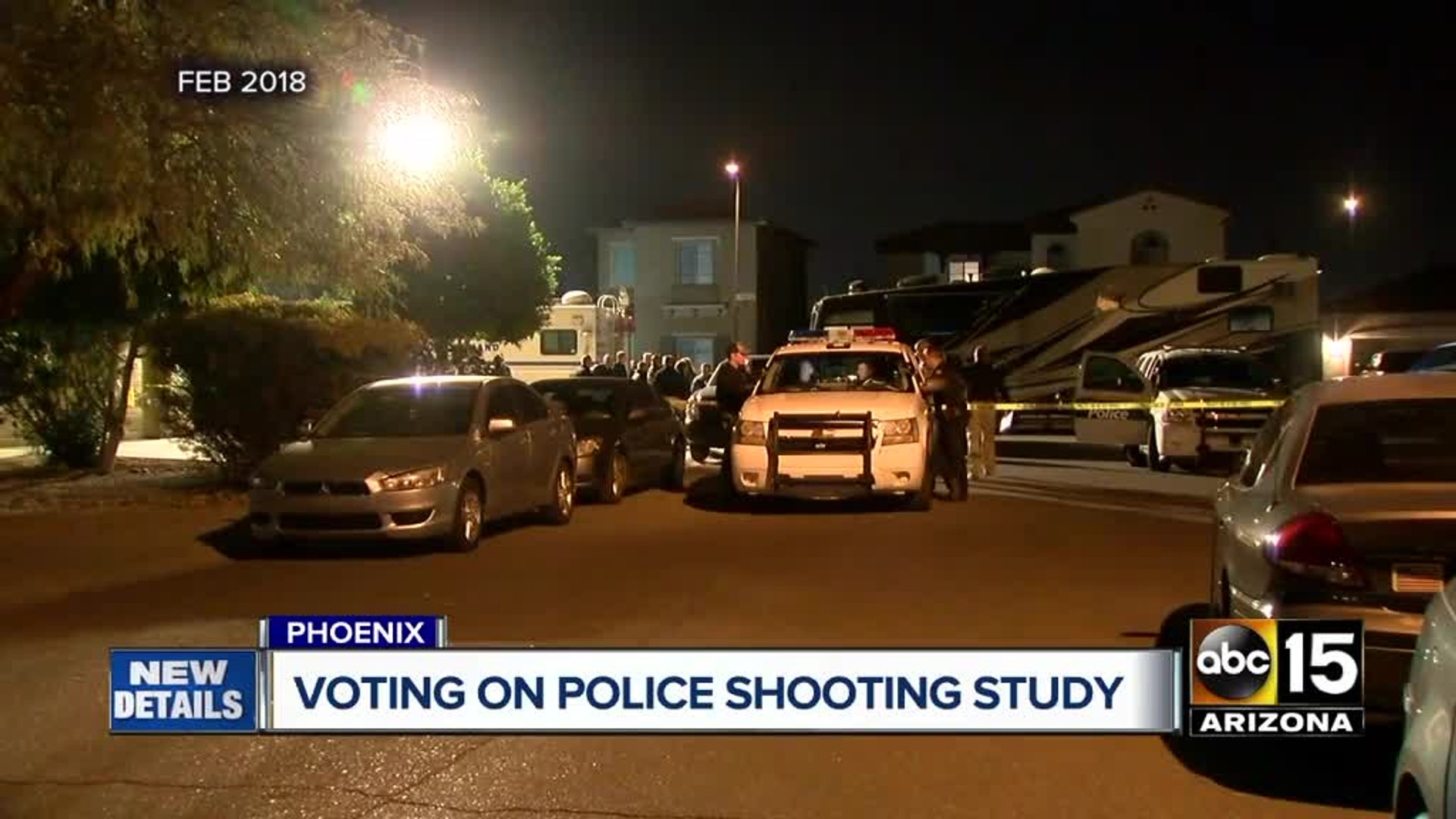Top stories: Truck hits pedestrian in Scottsdale, Phoenix hit-and-run, Police shooting study