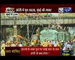 मुंबई: भारी बारिश से बड़ा हादसा,अंधेरी में ब्रिज का हिस्सा गिरने से 6 लोग ज़ख़्मी और 2 की हालत गंभीर