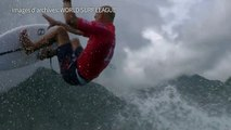Surf: Kelly Slater rangera définitivement sa planche en 2019