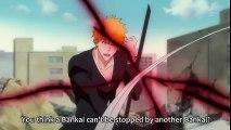 Bleach - Gin vs Ichigo - When Gin Open His Eyes