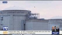 Greenpeace a lancé un drone sur une centrale nucléaire