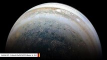 A NASA Spacecraft Captured This View Of Jupiter From Distance Of 44,000 Miles