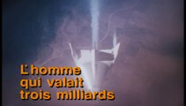 L'homme qui valait 3 milliards / The Six Million Dollar Man (Clip Vidéo 1er Générique - First Theme song VF Version 1975) HD - HQ - 16.9