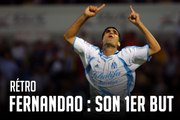 Fernandao | Son premier but à l'OM