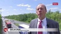 Lille Métropole :  les péages inversés avec Dany Wattebled, sénateur (Les Indépendants) du Nord