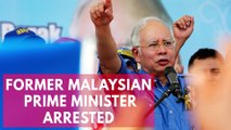 Former Malaysian Prime Minister Arrested On Grafting Charges