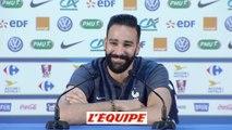Rami «Si on est champions du monde, on le sera tous» - Foot - CM 2018 - Bleus