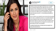 Sonali Bendre diagnosed with High Grade CANCER ! | FilmiBeat