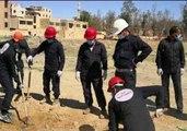 Raqqa Group Seeks International Help Uncovering Islamic State Mass Graves