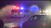 Iowa Man Describes Escaping Fast-Moving Floodwaters After His Car Got Stuck