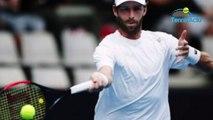 """Wimbledon 2018 - Stéphane Robert, 38 ans, au 2e tour : """"Je ne regarde pas mon âge, je m'amuse"""""""