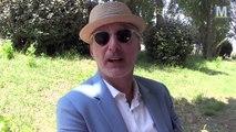 Antoine de Caunes tourneboule au Mondial la Marseillaise