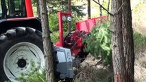 Wow!!...XD Wood Harvesting Machines John Deere Forest Tractor Wood Processor Monster Machine