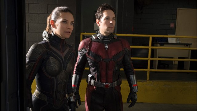 Evangeline Lilly's Wasp Becomes First Female Marvel Hero To Appear In Title