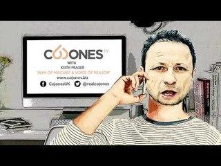Fun Revenge on Cold Callers - The Cojones Way - Gibberish