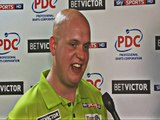Michael Van Gerwen Set Up Semi-Final Showdown With Simon Whitlock