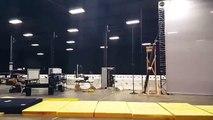 Disney : Des robots cascadeurs réalisent des acrobaties phénoménales !
