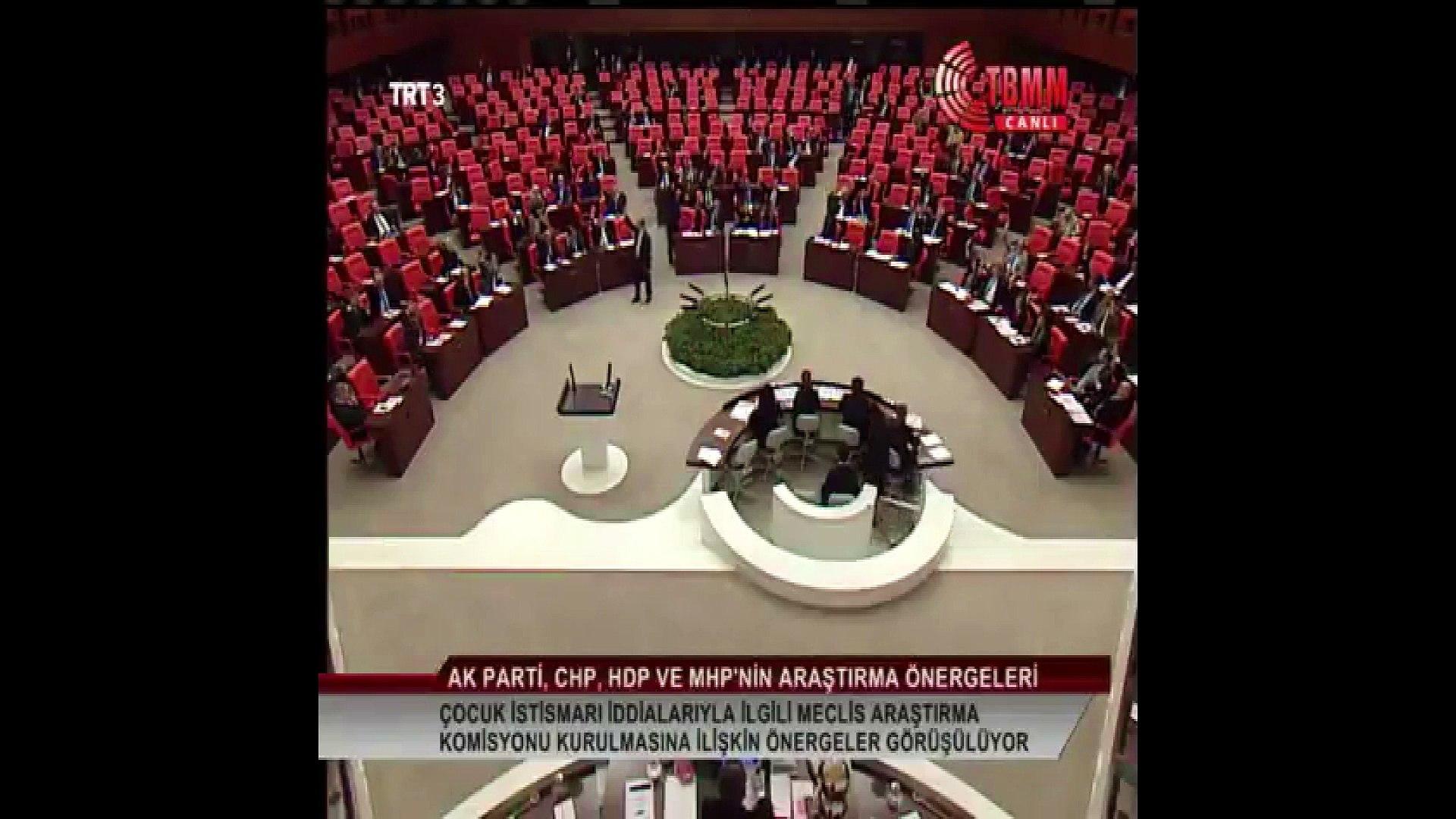 'Çocuk istismarı düzenlemelerini AK Parti engelliyor' yalanı böyle ifşa oldu