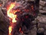 GUATEMALA Documental: Rio de lava por el volcan Pacaya,´paseando por el caribe!