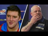 Daryl Gurney | 'Was waiting for Thornton to turn up' | 4-3 Triumph over Robert Thornton