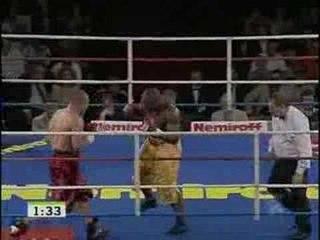 Danny Williams vs Konstantin Airich Round 4