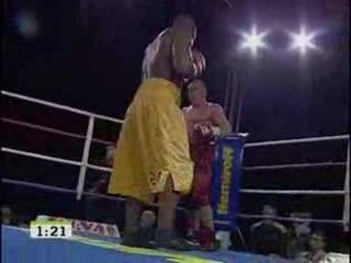 Danny Williams vs Konstantin Airich Round 5