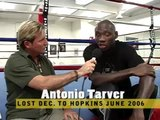 Antonio Tarver Talks with Smitty