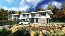 3D Residential House Exterior Interior Virtual Tour By Yantram 3D Exterior Walkthrough Animation