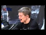 RICKY HATTON I dont have it any more post fight presser