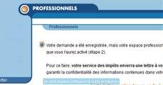#impôts #pro Créer votre espace professionnel sur impots.gouv.fr pour utiliser tous les services en ligne