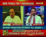 INX media case Subramanian Swamy exclusive on NewsX, says Chidambaram has been lying