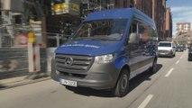 eDrive@VANs in Hamburg - Mercedes-Benz eSprinter Preview
