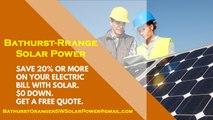 Solar Panel Costs Bathurst-Orange NSW - Affordable Solar Energy Bathurst-Orange