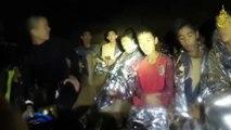 """Tailandia """"no correrá riesgo"""" al rescatar a los menores"""