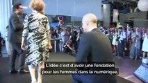 Lancement de la fondation Femmes @ Numérique